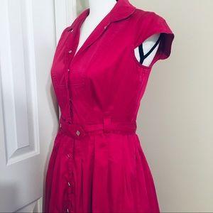 Alfani Pink Dress